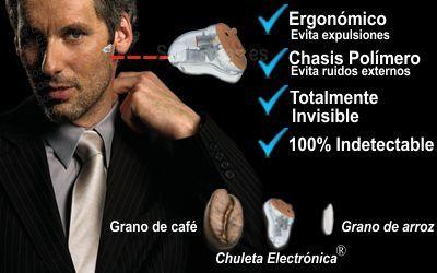 Pinganillo Lar 21 Chuleta Electronica